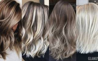 Пепельный цвет на осветленные волосы. Как покрасить волосы в пепельный цвет