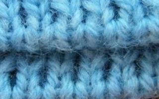 Как правильно набирать петли вязания. Учимся вязать. Как набрать петли на спицах