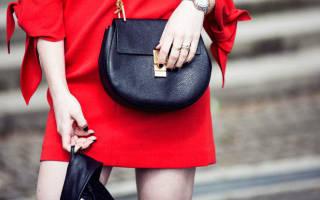 Красное платье в пол с чем носить. Красное платье — как выглядеть неотразимо. Что одеть под красное платье