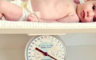 Почему малыш не прибавляет в весе. Что делать если ребенок плохо набирает вес