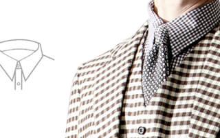 Стильная мужская рубашка без воротника: кому подходит и когда носить