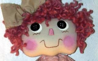 Технологии изготовления текстильных кукол. Традиционные текстильные куклы