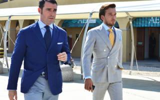 Как одеть мужа стильно. Как стильно одеваться мужчине: фото и советы