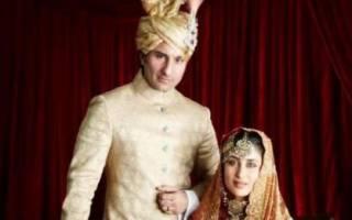 Что можно одевать на никах гостям. Никах — религиозный обряд заключения брака. Свадебные традиции у мусульман