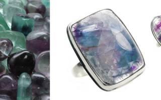 Флюорит — история и характеристики. Флюорит — камень светящийся в темноте и под ультрафиолетовым светом