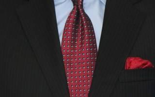 Как завязать простой узел на галстуке. Как завязать галстук? Как правильно завязывать галстук: видео, фото инструкции и схемы. Простой узел: вяжем и не паримся