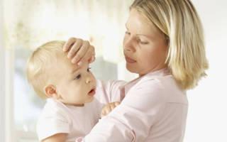 Ребенок 2 месяца заболел простудой чем лечить. Простуда у грудничка: как проходит лечение