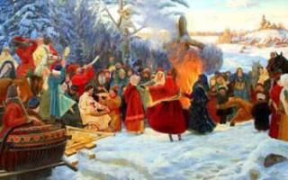 Масленица: традиции и обычаи праздника. Почему Масленица называется Масленицей? История праздника Масленица