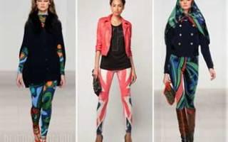 С чем носить женские легинсы. С чем носить легинсы в зимнюю и летнюю пору? Как подобрать цвет