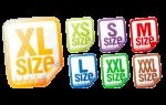 Размер эль. Размер одежды М — какие параметры