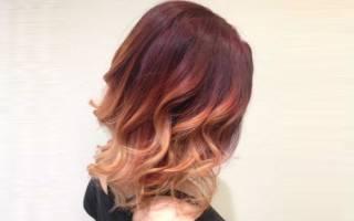 Покраска короткого волосся. Покраска волос: модные тенденции с фото. Растяжка цвета — на темных и светлых