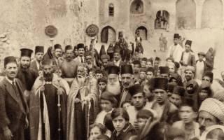 Обычаи и традиции сирии. Сириец и русская
