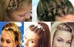 Как красиво заколоть челку: Различные способы для любой длинны волос. Как красиво убрать челку, если она короткая