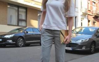 Обувь под штаны 7 8. Длина женских брюк. Какой длины должны быть брюки