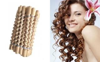 Как красиво накручивать волосы на бигуди. Завивка волос на бигуди: делай правильно