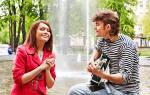 Как пригласить девушку погулять: идеи для парней. Как предложить девушке погулять