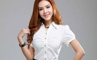 Блузки с отделкой. Офисные блузки – модная классика. Как носить свободные блузки