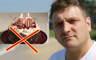 Почему нельзя праздновать день рождения в 40. Как отметить сорокалетие — важные советы