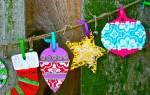 Как делать игрушки на елку из бумаги. Новогодние игрушки из бумаги — яркие идеи своими руками