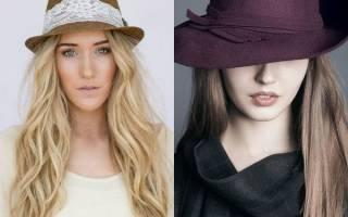 Шляпа с широкими полями: с чем носить, варианты образов, фото. Шляпа фетровая женская: ее виды, с чем носить, как ухаживать, где хранить