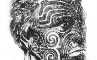 Женские тату узоры маори. Тату маори и их значение