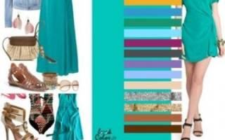 Сочетание бирюзового в одежде. Бирюзовый цвет в интерьере различных помещений и стилей. Бирюза в золотой «оправе»