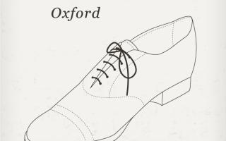 С чем носить коричневые оксфорды. С чем носить женские ботинки Оксфорды? Какие бывают женские оксфорды