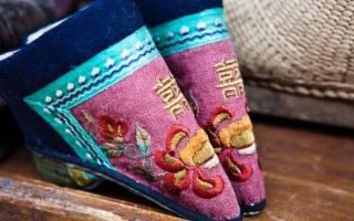 Золотой лотос китайская традиция. Маленькие ноги китаянок, или страшная тайна золотого лотоса»»