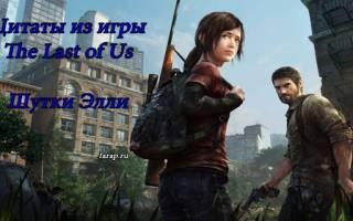 Элли the last of us рыжая. Цитаты из игры The Last of Us (Одни из нас). Шутки Элли