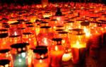 1 ноября день всех святых чей праздник. Традиции Дня всех святых. День всех святых в Германии