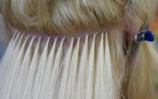 Наращивание волос: вредно ли это? Наращивание волос капсульное: отзывы. Минусы ленточного наращивания волос. Какое наращивание лучше – капсульное или ленточное