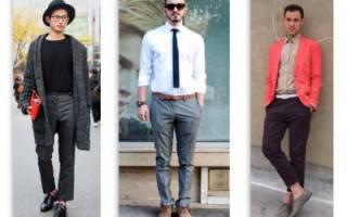 Мужской стиль одежды. Стили одежды мужской: спортивный, деловой, классический, милитари, casual и другие. Какой стиль мужской одежды вам подходит