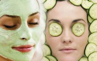 Уход за лицом до 25 лет. Глубокое очищение кожи. Универсальная питательная маска