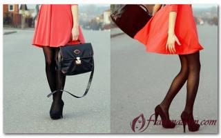 Аксессуары к синему платью (фото). С чем сочетать красное платье, с чем носить? Какого цвета колготки одеть под красное платье, туфли, босоножки, аксессуары, украшения