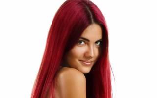 Каким тоником покрасить волосы. Окрашиваем волосы тоником