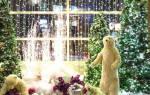 Настольная Новогодняя композиция своими руками. Мастер-класс с пошаговыми фото. Создание зимних поделок своими руками для выставки в детском саду