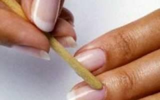 Сухой маникюр. Как делать сухой маникюр в домашних условиях. Европейский маникюр в домашних условиях: подготовка