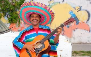 Женская одежда мексиканок Trajes de las mujeres mexicanas. Женский и мужской национальный костюм мексики