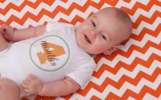 Ребенок в 4 месяца садится что делать