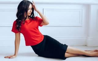 Черная юбка-карандаш – простая, но незаменимая модель. С чем носить юбку-карандаш: самые яркие и стильные образы