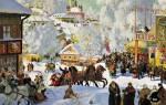 Когда отмечают масленицу в году. Народные традиции на Масленницу. февраля – «Лакомка» или «тещины блины»