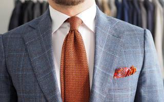 Галстук под белую рубашку и черный костюм. Видео: как выбрать галстук под костюм и рубашку? Какой галстук подойдет к черной рубашке