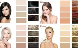 Какой цвет волос скроет красноту лица. Как подобрать цвет волос к лицу: советы визажиста. Фото-подборка удачных и неудачных вариантов подбора цвета волос к лицу