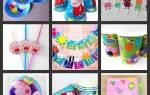 Оформление комнаты на год. Как украсить комнату на день рождения ребенка своими руками? Идеи оформления