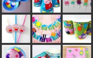Украшение день рождения ребенку два года. Как украсить комнату на день рождения ребенка своими руками? Идеи оформления