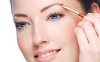 Форма идеальных бровей по типу лица. Как подобрать форму бровей к разным типам лица