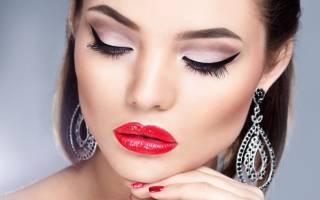 Красивый вечерний макияж поэтапно. Как сделать вечерний макияж в домашних условиях. Этапы нанесения вечернего макияжа