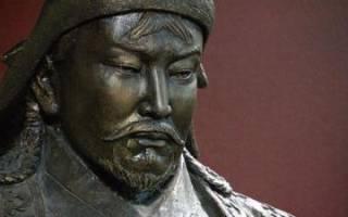 Чингизиды в истории мусульманских народов. Где живут потомки Чингисхана