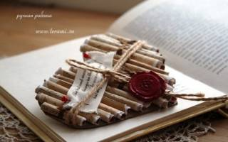 Мастерим валентинки своими руками из бумаги и других материалов. Открытки — валентинки из бумаги своими руками. Мастер-класс с пошаговыми фото