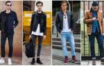 Мужские джинсовые туфли с чем носить. С какой обувью носить джинсы? Весной и осенью